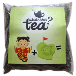 Chinese Green Tea SAMPLE 40g