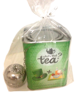 Irish Breakfast Black Tea FREE STRAINER